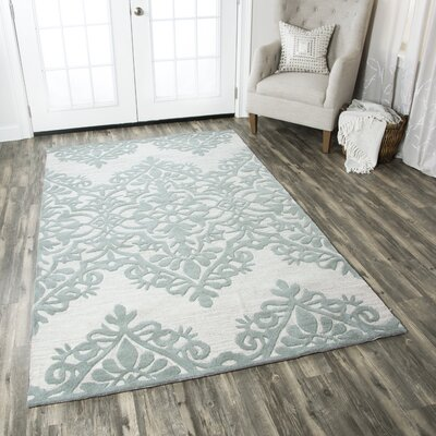 Freeman Ivory/Gray Area Rug