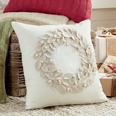 Vienna Wreath Pillow Cover