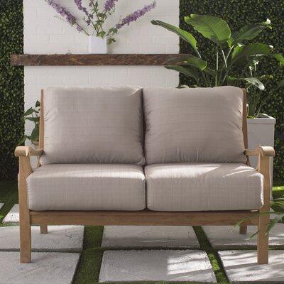 Brunswick Loveseat with Cushions