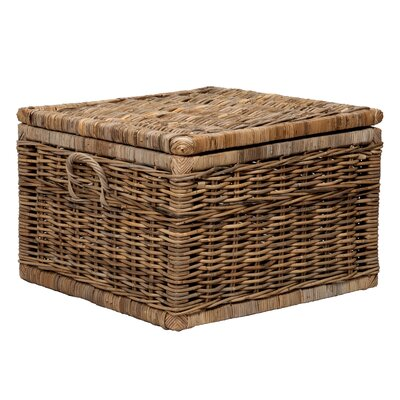 Woven Storage Hamper Size: Large