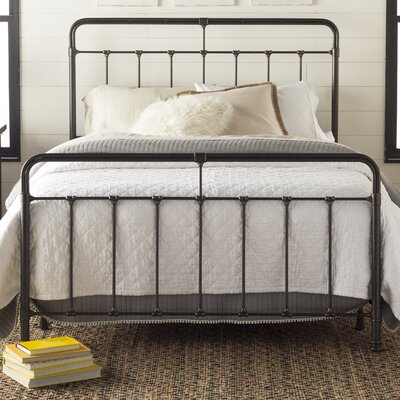 Panel Bed Size: Full