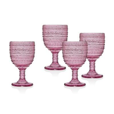 Gillingham Goblets Color: Pink