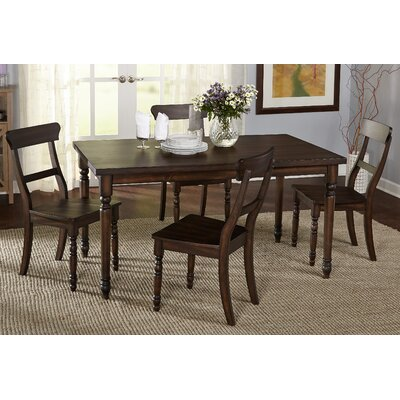 Doughty 5-Piece Dining Set