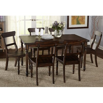 Doughty 7-Piece Dining Set