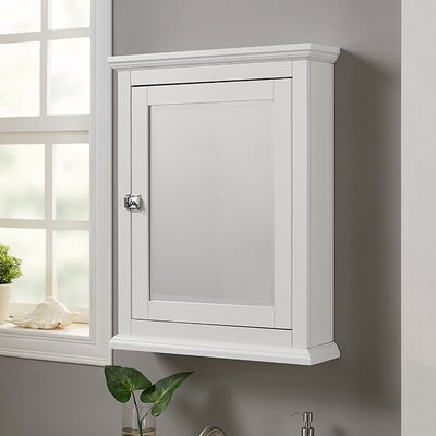 Birch Lane Pennington 23.62 x 30 Surface Mounted Medicine Cabinet