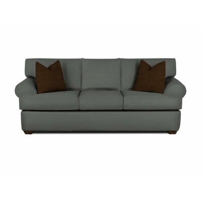 Wright Sofa Upholstery: Oakley Graphite