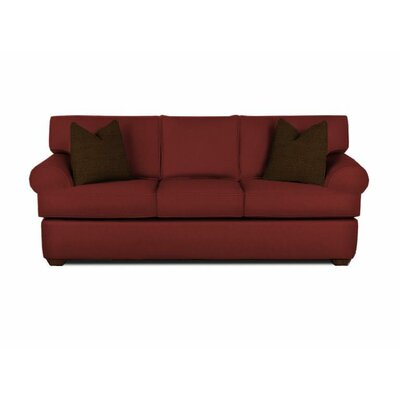 Wright Sofa Upholstery: Spinnsol Iron