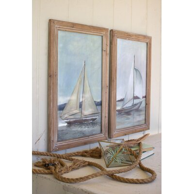 Sailboat Framed Prints