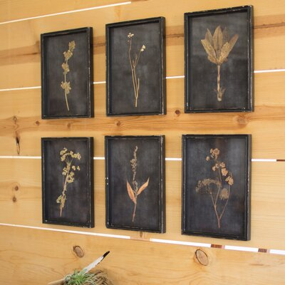 Framed Sprig Prints