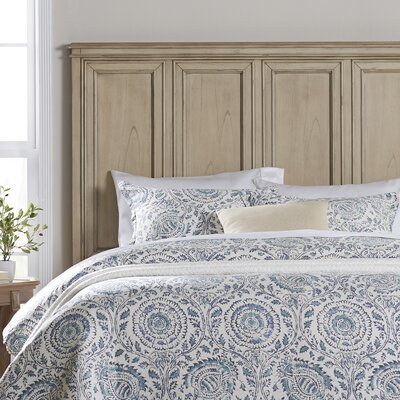Holsworthy Panel Headboard Size: King