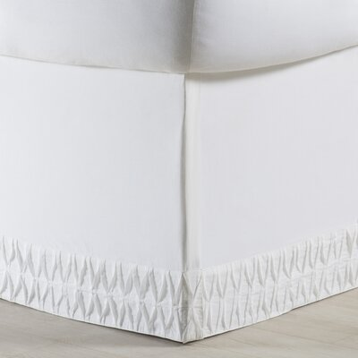 Krista Bed Skirt Size: King