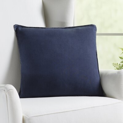 Vann Linen Pillow Color: Slate