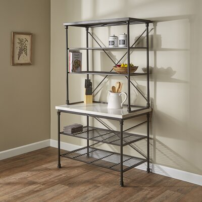 Steel Bakers Rack