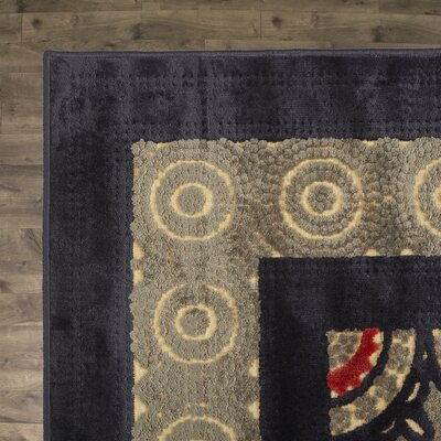 Benjamin Rug Rug Size: Rectangle 22 x 4