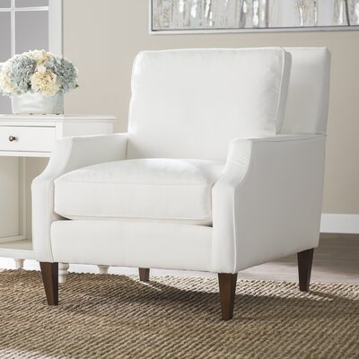 Sandringham Chair Upholstery: Godiva Putty