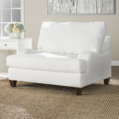Jutson Large Chair Upholstery: Oakley Ivory