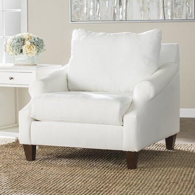 Normanson Chair Upholstery: Classic Bleach White