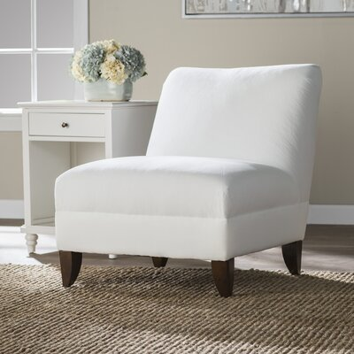 Keddleston Chair Upholstery: Microsuede Oyster