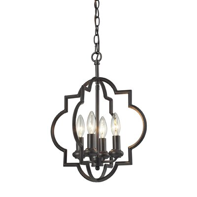 Hartley Pendant Finish: Oil Rubbed Bronze