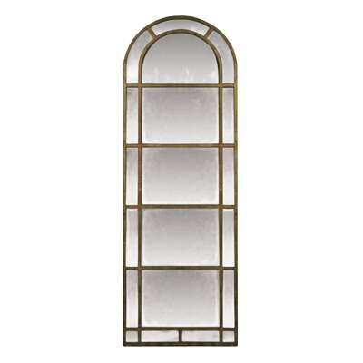 Arched Pier Mirror Finish: Antique Gold