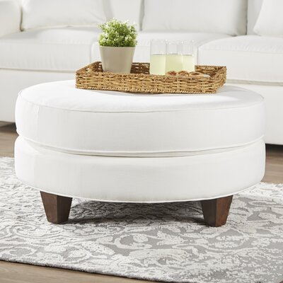Stendall Ottoman Upholstery: Bayou Natural