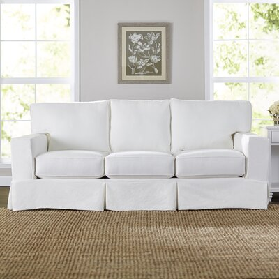 Young Sofa Fabric: Classic Bleach White