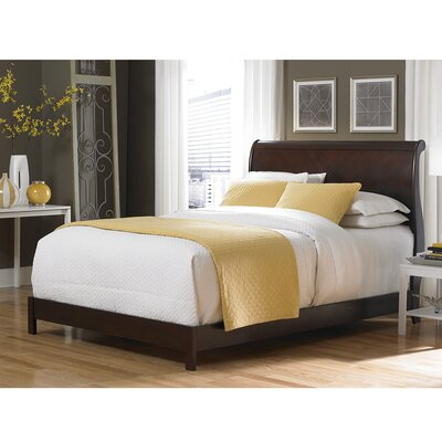 Lancaster Sleigh Bed Size: Queen