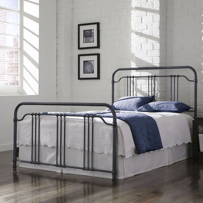 Parklan Bed Size: Queen