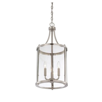 Northport Pendant Finish: Satin Nickel