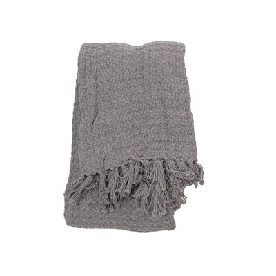 Ramona Throw Color: Gray