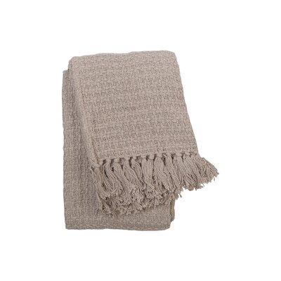 Ramona Throw Color: Stone