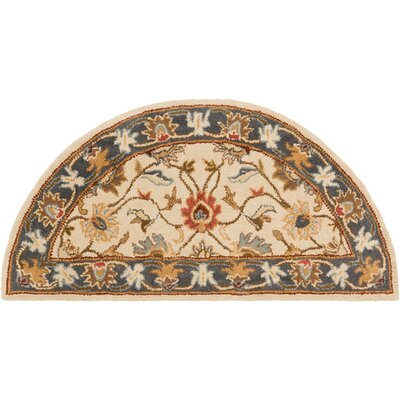 Arden Parchment Rug Rug Size: Hearth 2 x 4