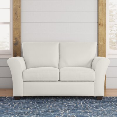 Sedgewick Loveseat Upholstery: Laney Navy