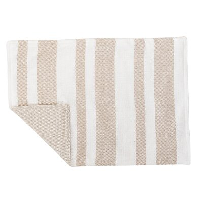 Tobago Placemats (Set of 6) Color: Dune