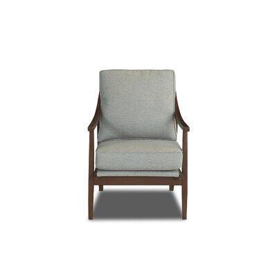 Lynn Occasional Chair Upholstery: Nobletex Rain