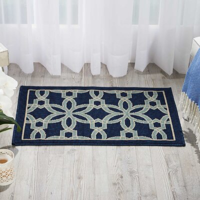 Milo Indoor/Outdoor Area Rug Rug Size: Rectangle 19 x 29