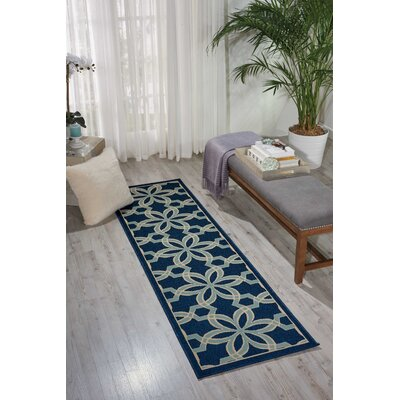 Milo Indoor/Outdoor Area Rug Rug Size: Runner 23 x 76