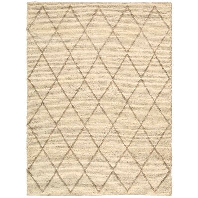 Cordell Tan Rug Rug Size: Rectangle 9 x 12