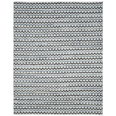 Layne Hand-Woven Cotton Area Rug Rug Size: Rectangle 10 x 14