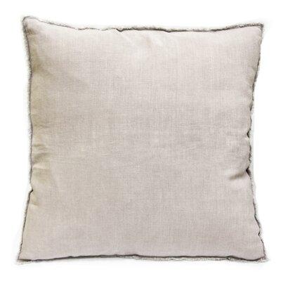 Hardman Linen Pillow Color: Khaki