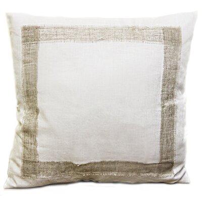 Lapham Linen Pillow Color: White