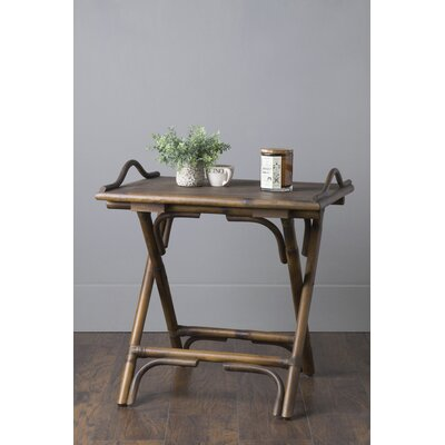 Monmouth Side Table Color: Antique Brown