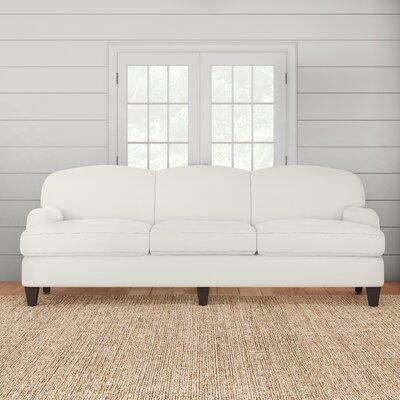 Cheshire Sofa Upholstery: Classic Bleach White