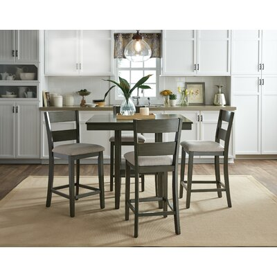 Brantford 5-Piece Counter-Height Dining Set