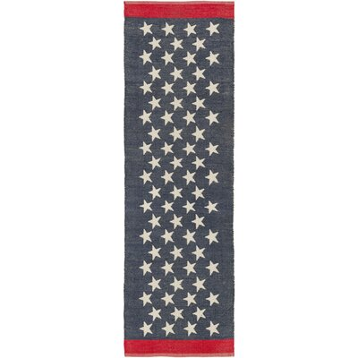 Kiley Indoor/Outdoor Rug Rug Size: Runner 26 x 8