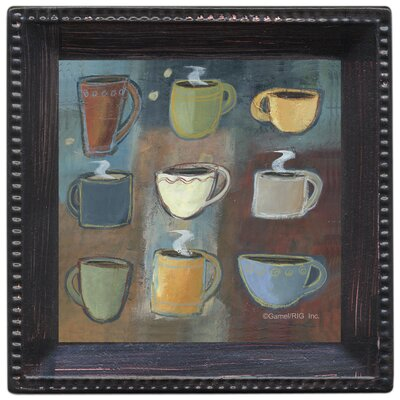 Coffee Cup Ambiance Coaster Set AUMB5