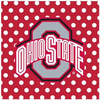 Ohio State University Square Occasions Trivet FT-OHST2