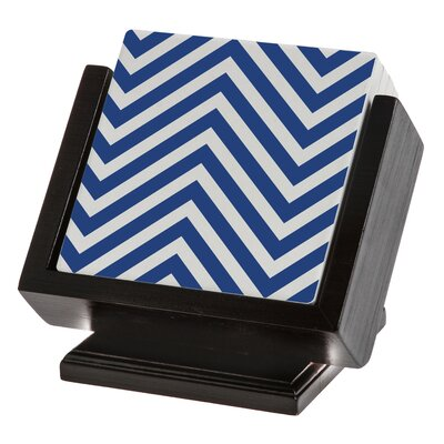 Square Pedestal Coaster Holder HA80