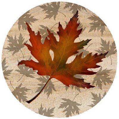 Maple Leaf Coaster TS1002