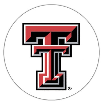 Texas Tech University Collegiate Coaster VTXTCH